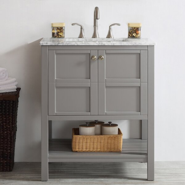 Zara 30 Single Bathroom Vanity By Beachcrest Home.
