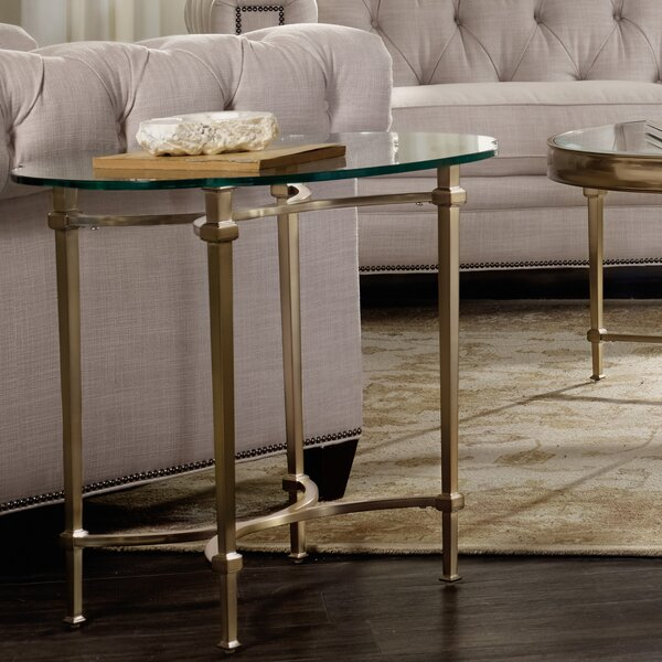 Highland Park End Table by Hooker Furniture