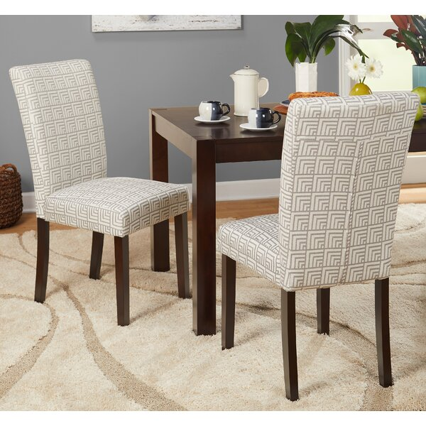 Hardage Parsons Chair (Set of 2) by Brayden Studio