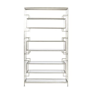 Review 8 Shelf Etagere Bookcase by Worlds Away