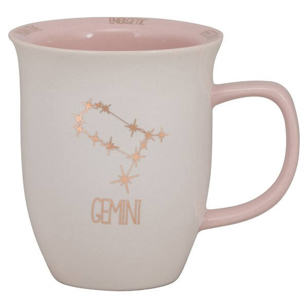 Stodola Gemini Coffee Mug by Wrought Studio
