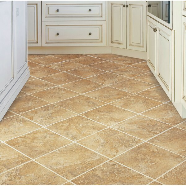 Hamlet Manor 18 x 18 Porcelain Field Tile in Moss by East Urban Home