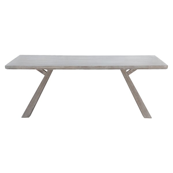 Cavanaugh Dining Table by Rosecliff Heights