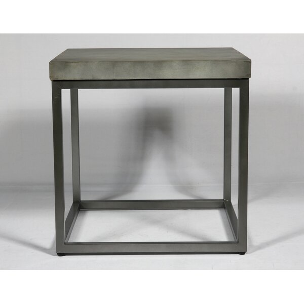 Clintonville End Table by Williston Forge