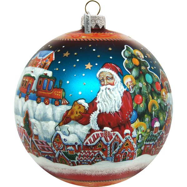 Limited Edition Glass Ball Ornament by The Holiday Aisle