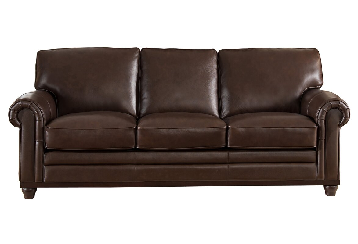 Coventry Top Grain Leather Sofa