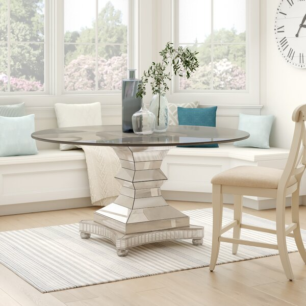 Zanuck Dining Table by House of Hampton House of Hampton