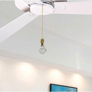 Pull chain light fixture wayfair fan pull chain aloadofball Gallery