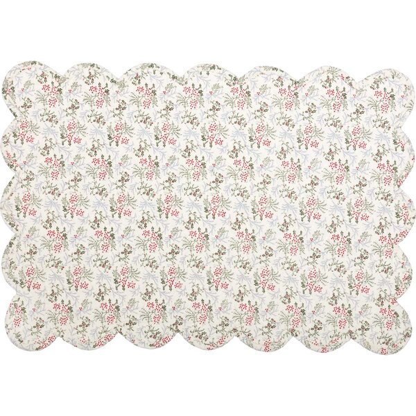 Jantzen Quilted Placemat (Set of 6) by Ophelia & Co.