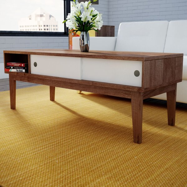 Mcmillin Soft Coffee Table by Mercury Row