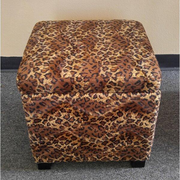 Leopard Storage Ottoman by NOYA USA