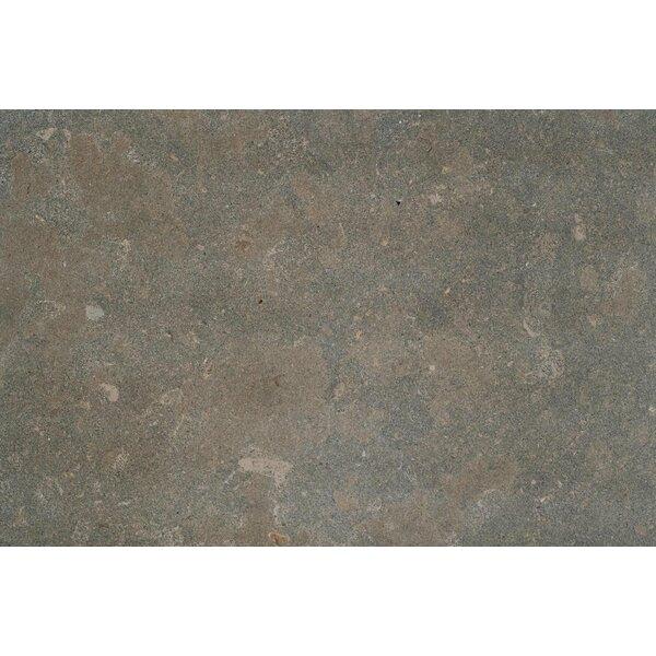 Nova Blue (Azul Lagos) Honed 18x18 Limestone Field Tile
