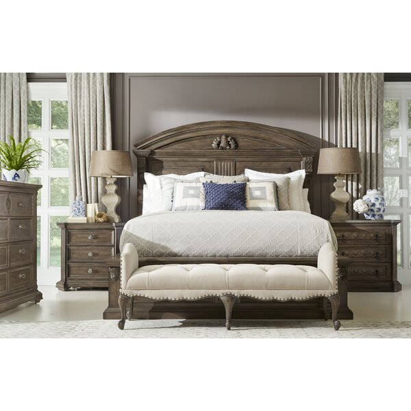 Monett Standard Configurable Bedroom Set by Charlton Home