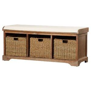 Lewis Storage Bench