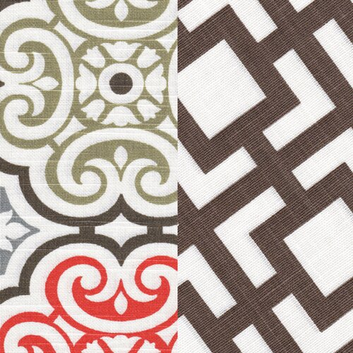 Reversible Fabric Placemat by Samantha Grace Designs