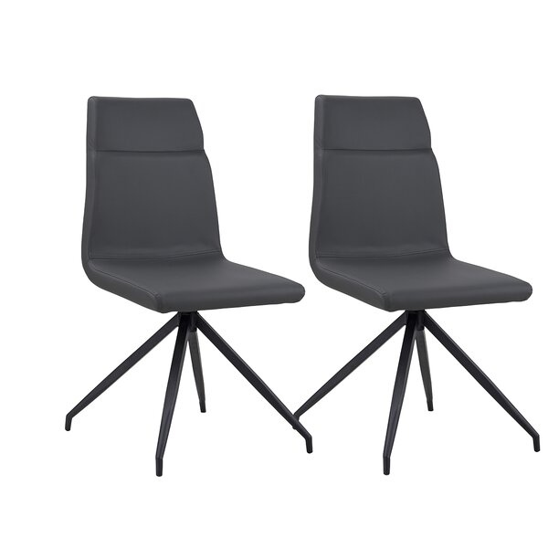 Giancola Upholstered Dining Chair (Set of 2) by Wrought Studio