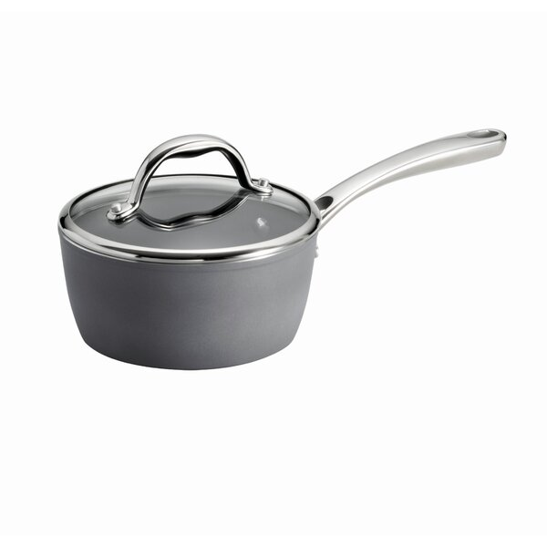Gourmet Covered Sauce Pan by Tramontina