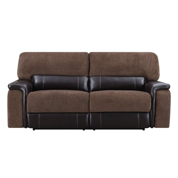 Micaela Reclining Sofa By E-Motion Furniture Best #1