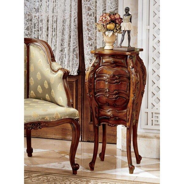 San Giacomo End Table by Design Toscano Design Toscano