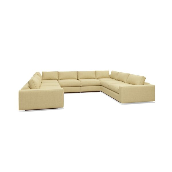 Jackson U-Shaped Sectional by TrueModern