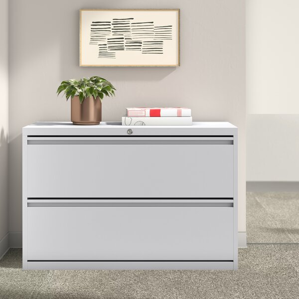 Harietta 2-Drawer Lateral Filing Cabinet