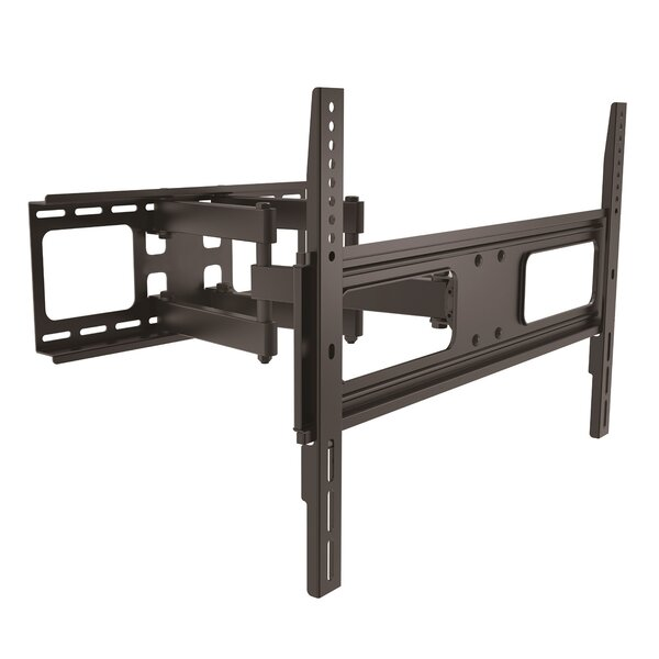 6246 Heavy Duty Double Arm Articulating Wall Mount for up to 80 TV by Master Mounts