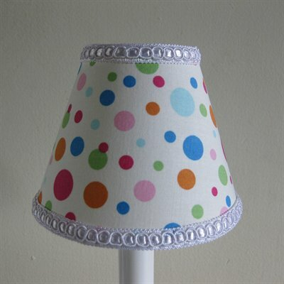 Bubblicious Dots Night Light by Silly Bear Lighting