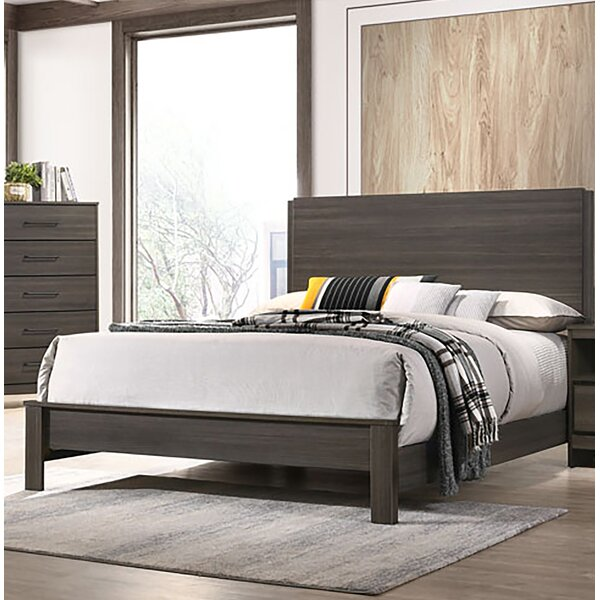 Sharma Standard Bed by Foundry Select