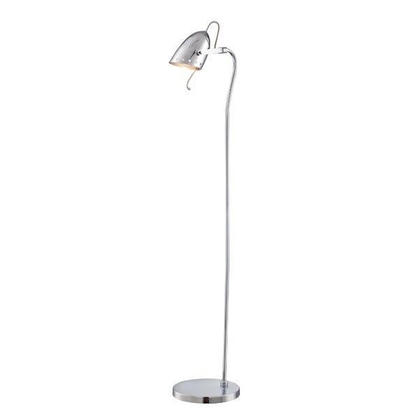 Atisha 54.5 Task Floor Lamp by Orren Ellis