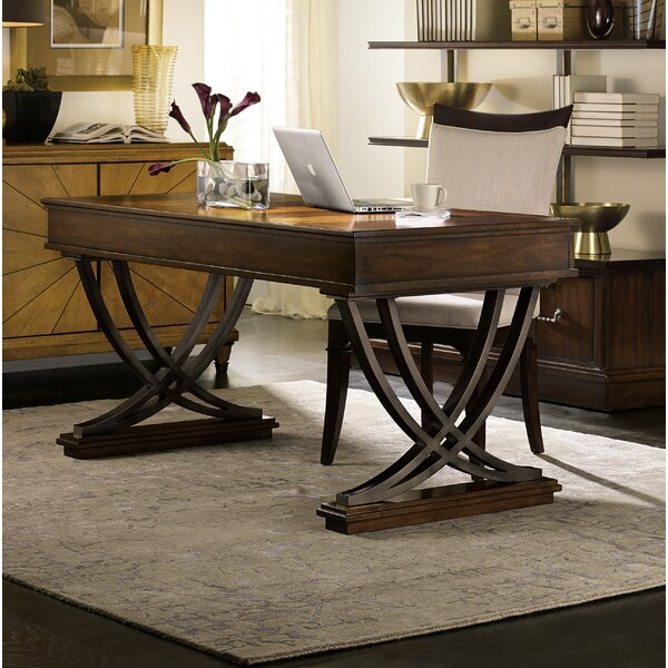 Palisade Writing Desk by Hooker Furniture
