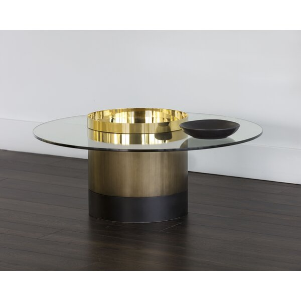 Ikon Coffee Table by Sunpan Modern