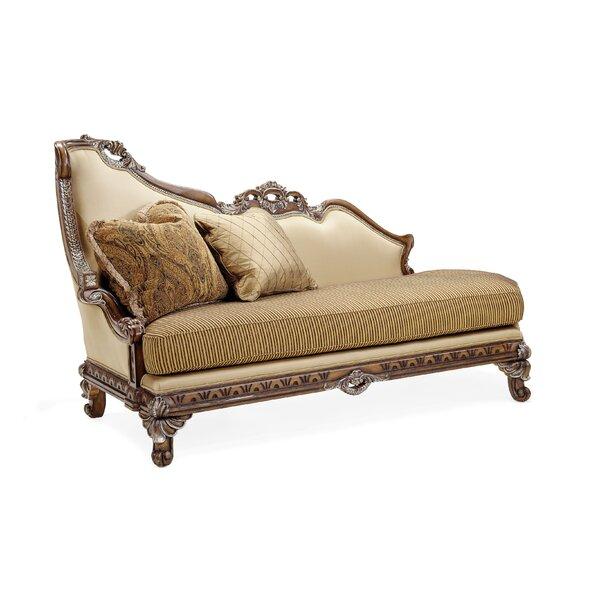 Cleland Chaise Lounge By Fleur De Lis Living