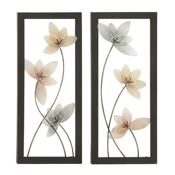 LED Wall Décor Set (Set of 2) by Darby Home Co