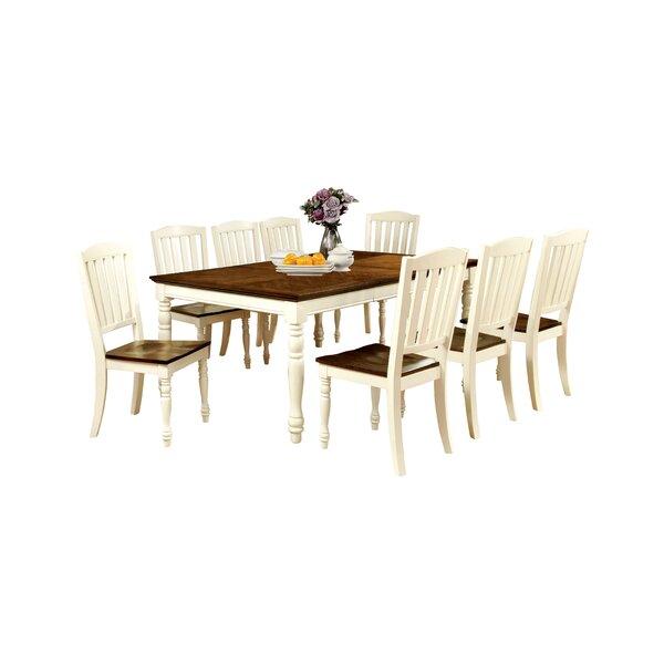 Laureus 9 Piece Extendable Dining Set by Hokku Designs Hokku Designs