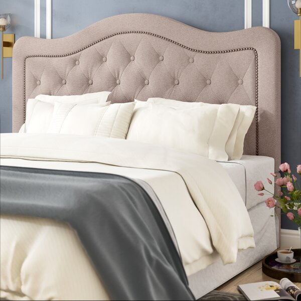 Trieste Upholstered Panel Headboard by Willa Arlo Interiors