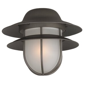 ceiling fan hat. One Light Outdoor Bowl Ceiling Fan Kit Hat L