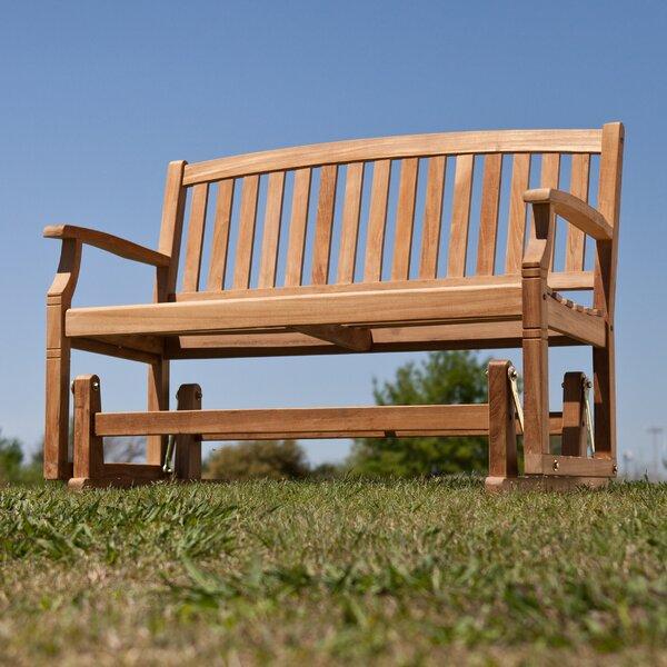 Jamison Teak Garden Bench by Wildon Home ®