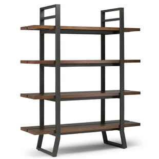 Ryley Industrial Etagere Bookcase