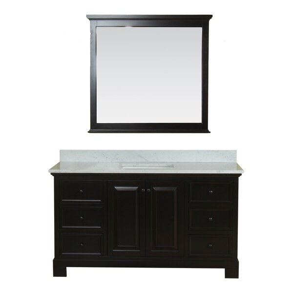 Cothern 60 Single Bathroom Vanity Set by Red Barrel Studio