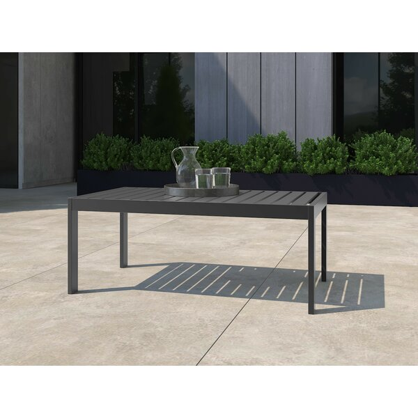 Monterey Metal Coffee Table by Tommy Hilfiger