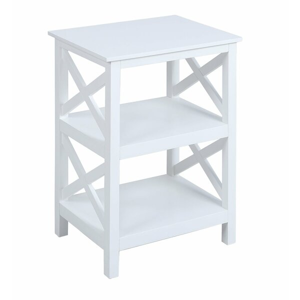 Manz Beach Etagere Bookcase By Highland Dunes