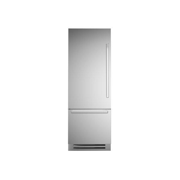30 Counter Depth Bottom Freezer 14 cu. ft. Refrigerator