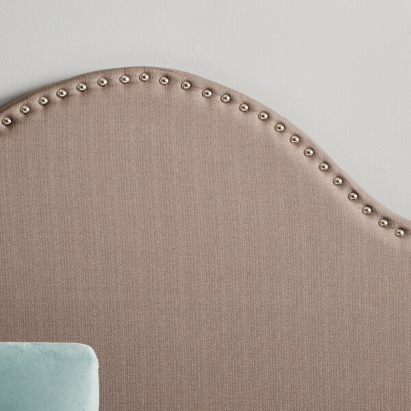 Clara Upholstered Panel Headboard By Three Posts by Three Posts 2020 Sale