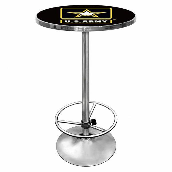 U.S Army Pub Table by Trademark Global