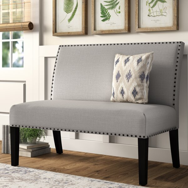 Goddard Upholstered Bench by Birch Lane Heritage Birch Lane™ Heritage