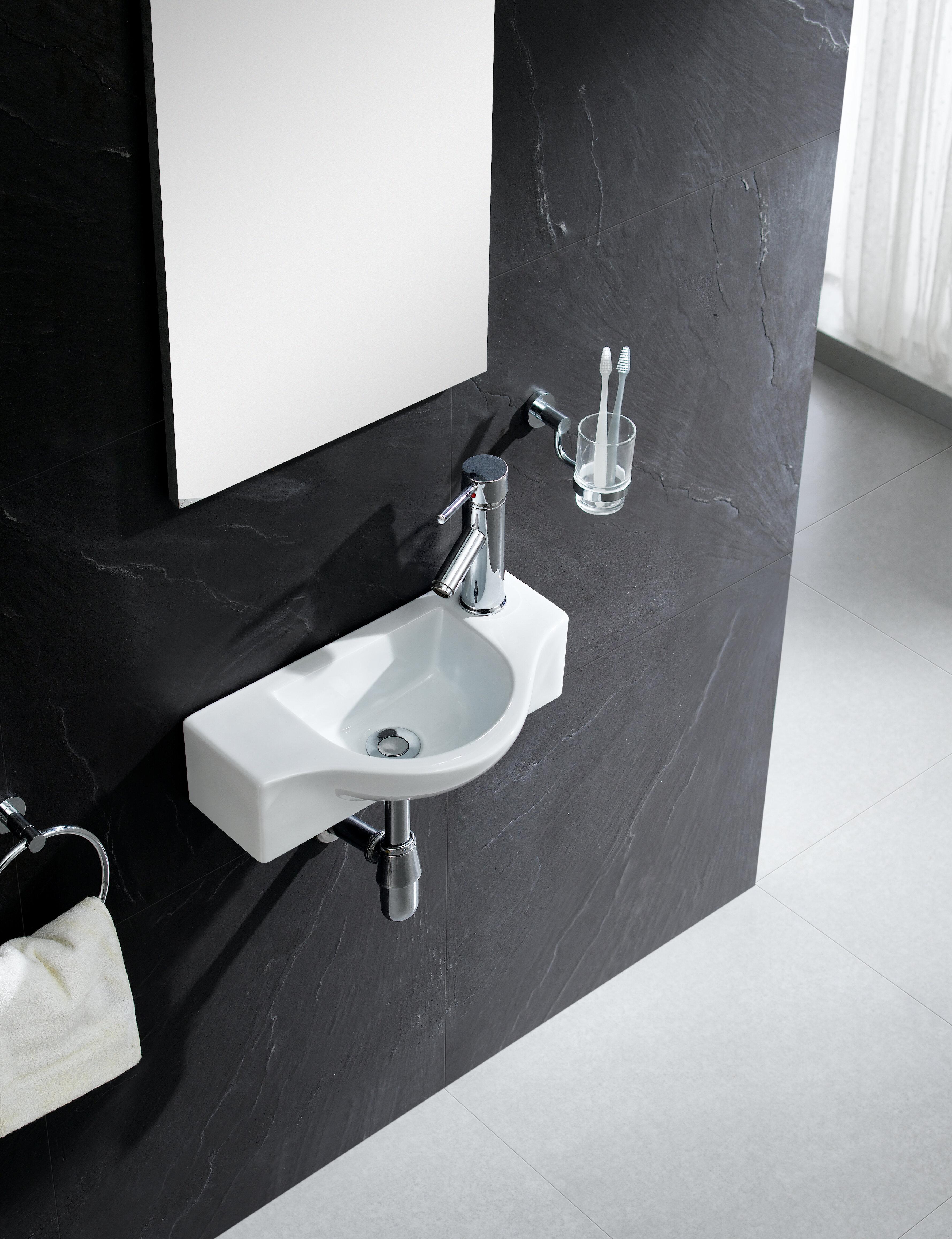 Fine Fixtures Modern Ceramic 18 Wall