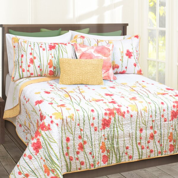 Hemenway 3 Piece Quilt Set by August Grove
