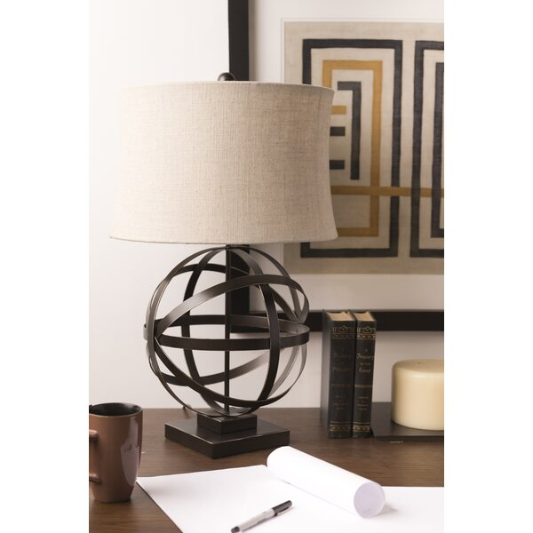 Capone 26 Table Lamp by Ivy Bronx