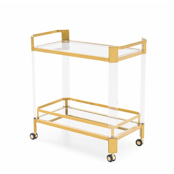 Newport Bar Cart by Blink Home