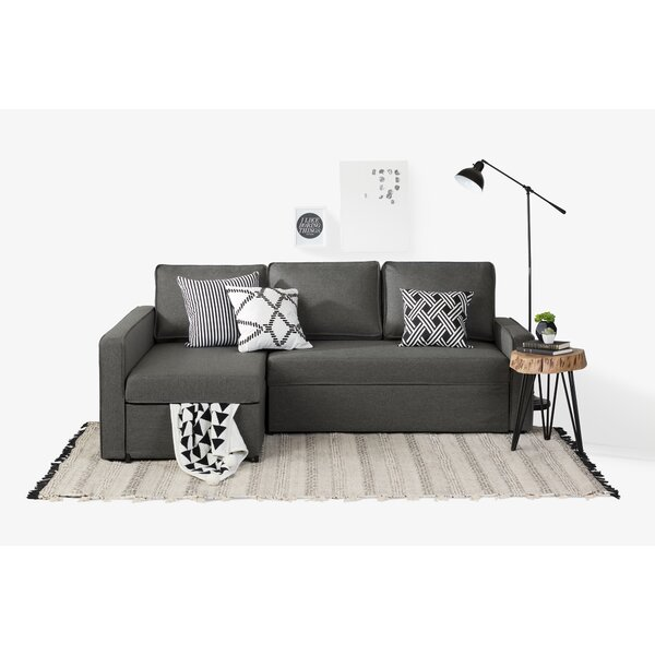 Live-it Cozy Reversible Sectional by South Shore